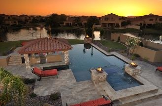 California pools spas in chandler az 85226 citysearch for Chandler public swimming pools