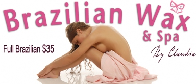 Brazilian Wax By Claudia