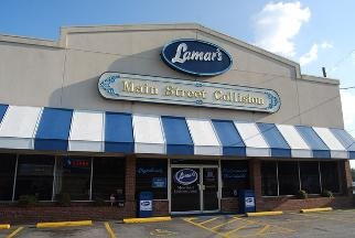 Lamar&#039;s Main Street Collision
