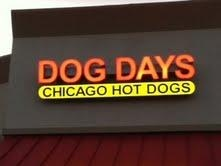Dog Days Hot Dogs & Burgers