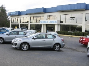 Gerald Jones Mazda In Augusta Ga Citysearch