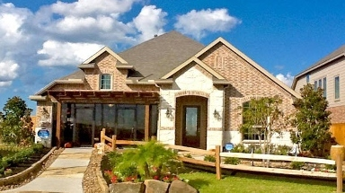 Lennar Homes - Canyon Lakes West Lakeside - Cypress, TX