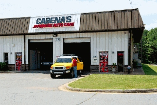 Cabena's Japanese Auto Care - Acworth, GA