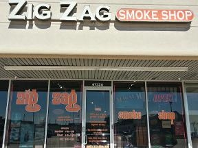 Zig Zag Smoke Shop