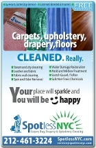 Carpet & Upholstery Cleaning By Spotless NYC