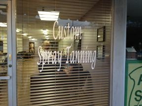 Custom Spray Tanning