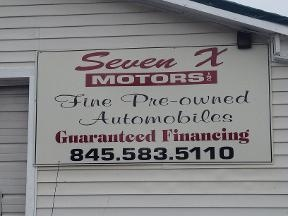 Seven X Motors >> Seven X Motors In Mongaup Valley Ny 12762 Citysearch