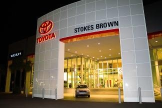 Stokes Brown Toyota of Beaufort
