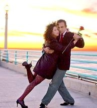 LIVING TANGO - Argentine Tango Instruction with Ilona Glinarsky