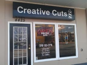 Creative Cuts Barber Shop