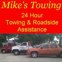 Mike's Towing - Knoxville, IA