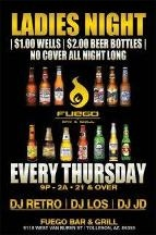 Fuego Bar &amp; Grill