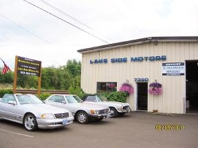 Lakeside Motors Inc In Tigard Or 97224 Citysearch