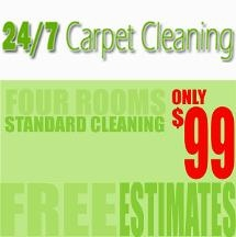 24/7 Carpet Cleaning