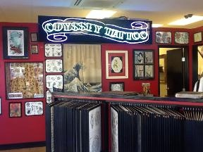 Odyssey Tattoo Gallery