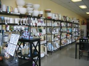The Pottery Piazza - Plainville, CT