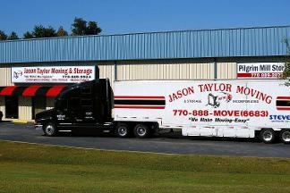 Jason Taylor Moving & Storage