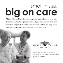 Wolf Creek Care Ctr