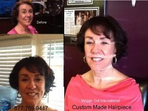 Hair Couture Wigs & Hairpieces Designs - Camarillo, CA