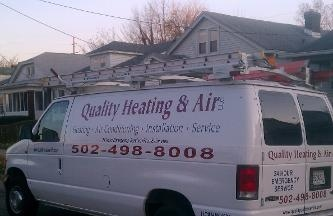 Quality Heating And Air LLC - Louisville, KY
