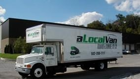 A Local Van Moving & Storage