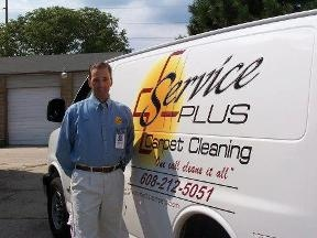 Service Plus Carpet Cleaning, Restoration & Janitorial, Inc.