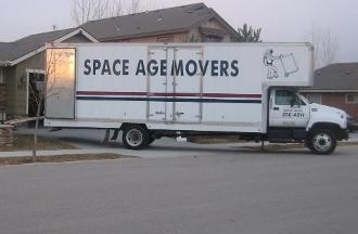 Space Age Movers