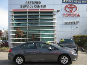 Toyota Of Berkeley Image