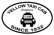 Yellow Taxi Cab California - Mountain View, CA