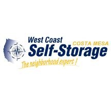 West Coast Self Storage Costa Mesa