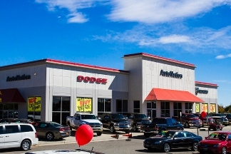 AutoNation Dodge Ram Arapahoe - Englewood, CO