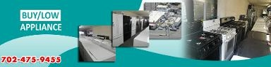 Buy Low Appliance Sales & Service