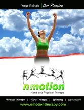 nMotion Hand &amp; Physical Therapy