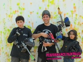 Performance Paintball Park