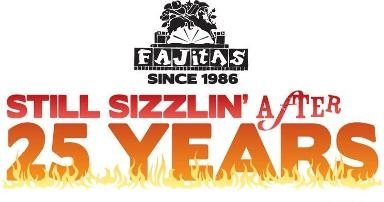 Fajitas A Sizzlin Celebration