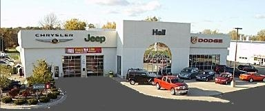 Hall Chrysler Jeep Dodge