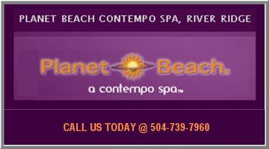 Planet Beach Contempo Spa, River Ridge