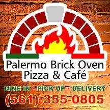 Palermo Brick Oven Pizza & Cafe