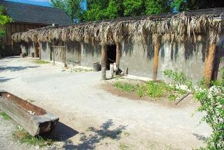 Fort Menendez at Old Florida Museum
