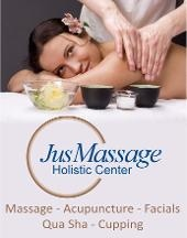 Jus Massage Holistic Center