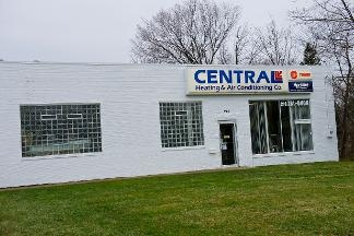 Central Heating & Air Conditioning Co.