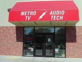 Metro Tv Audio Tech