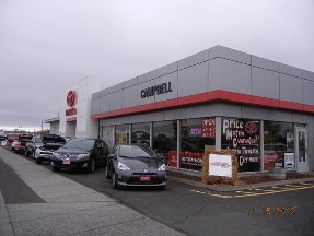 Campbell Toyota Dodge Jeep