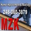 Mzk Home Improvement &amp; Roofing