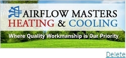 Airflow Masters Heating & Cooling - Jacksonville, NC