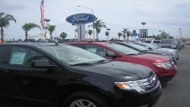 Pre-Owned Metro Ford Selection