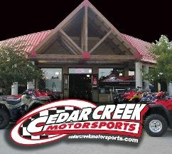 Cedar Creek Motor Sports