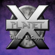 Planet X Tattoo &amp; Supply