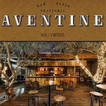 Aventine Hollywood Bar