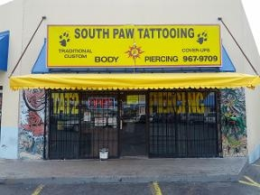 South Paw Tattooing and Body Piercing